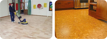 Cork Tile Sanding Floor Sanding London Sanding Floors Since - How much is cork flooring